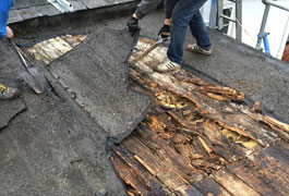 T & R Roofing Ltd | ROOF REPAIRS