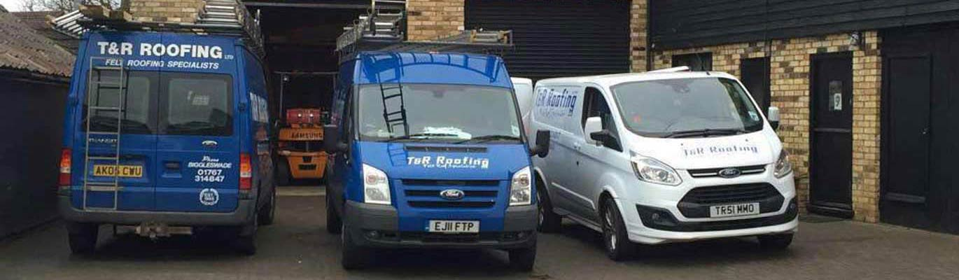 T & R Roofing Ltd